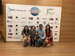 CARMEN DE JORGE CIMA2018 300x225 - Mediación con Mª Carmen de Jorge y José Vte Gimeno