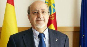 Francisco Martin Irles, decano del CDL Alicante