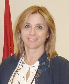 Rocio Sampere Colegio Procuradores Madrid